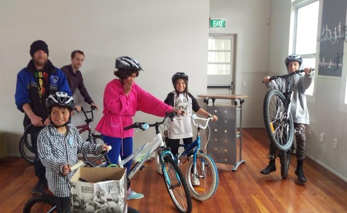 Working Bee 002 and WCC bike fixup